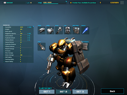 Armored Frontier for PC-Windows 7,8,10 and Mac apk screenshot 17