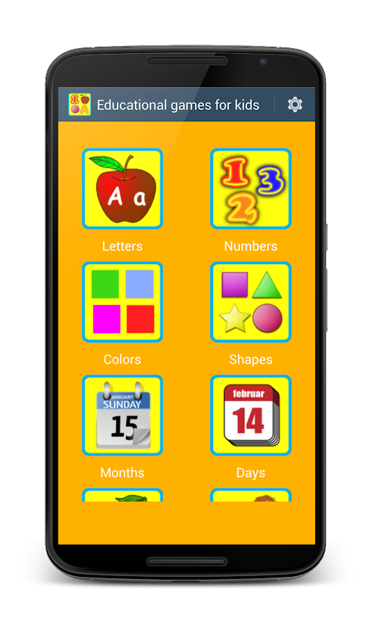 Educational Games for Kids- screenshot