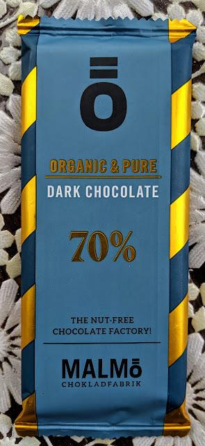 70% organic malmo bar