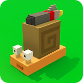 Cuby Creatures Endless Runner