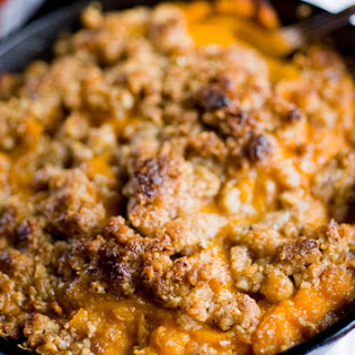 Del Frisco's Double Eagle Steakhouse's Bourbon Sweet Potato Casserole