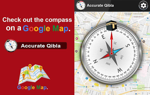 Download Accurate Qibla Direction Finder Google Play s ... on