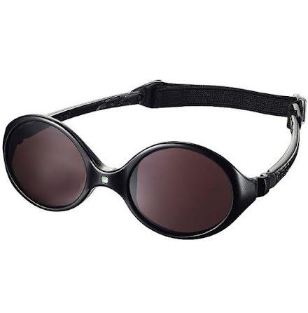 Kietla Ekologiska solglasögon för barn 0-18 mån, Svart
