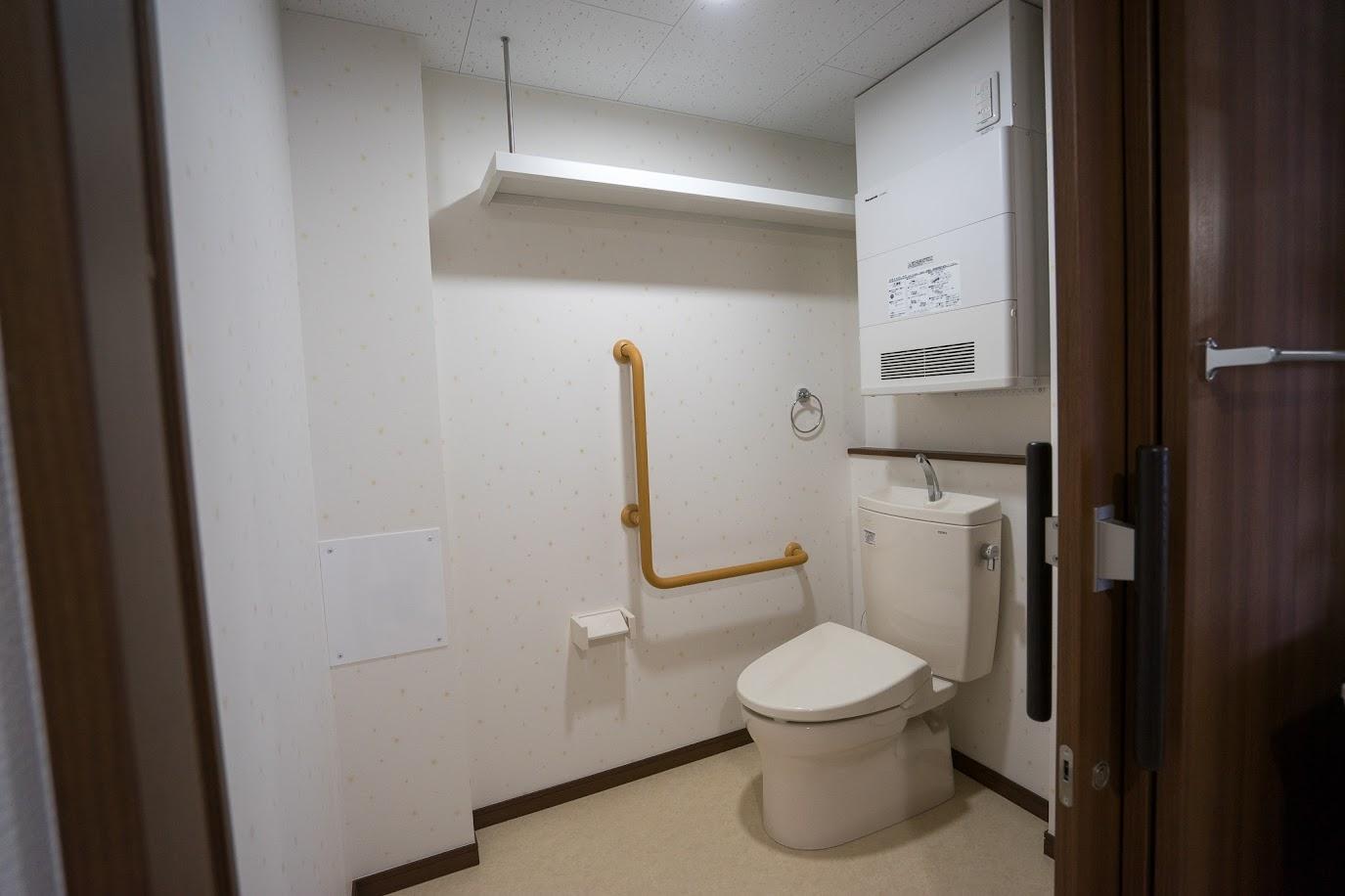 1LDK・トイレ