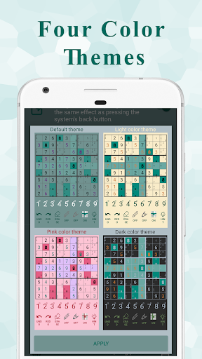 Ninja Sudoku - Logical solver, No ads while gaming 1.7.0 screenshots 2