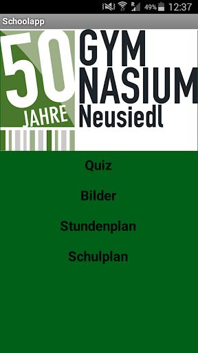 50 Jahre Gymnasium Neusiedl