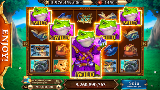 Scatter Slots - Free Casino Games & Vegas Slots apkbreak screenshots 1