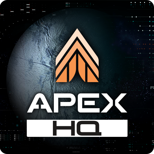Mass Effect: Andromeda APEX HQ Icon