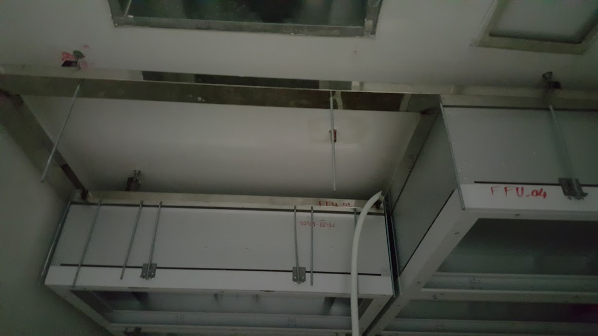 Fan Filters Unit Camfil vietnam