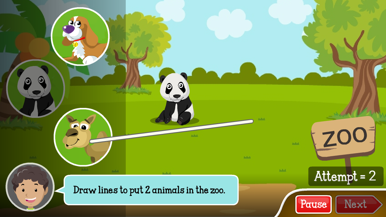English For Young Learners- screenshot
