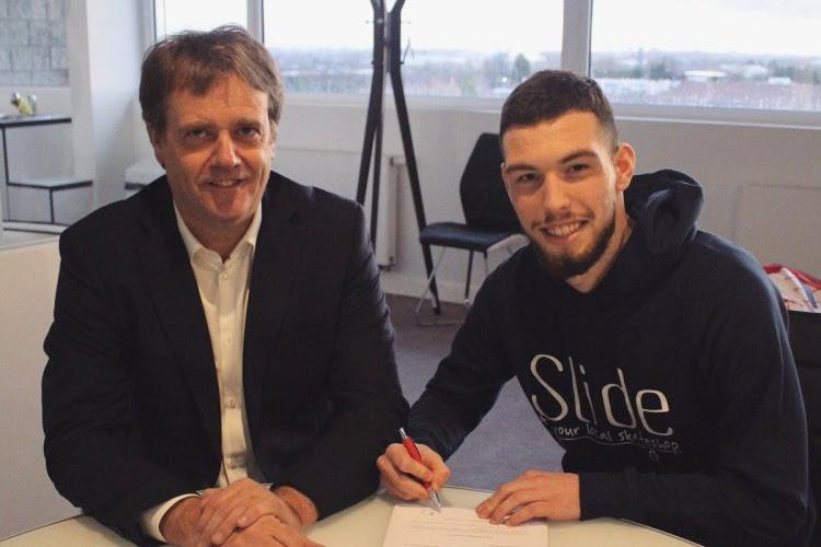 Un espoir d'Anderlecht rejoint Mouscron