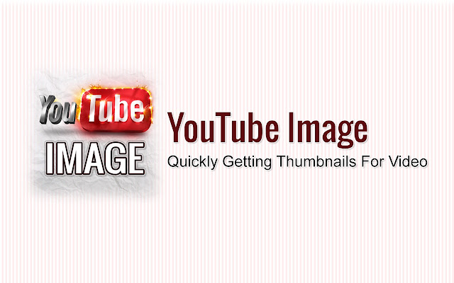 Get Thumbnails or Image to video YouTube
