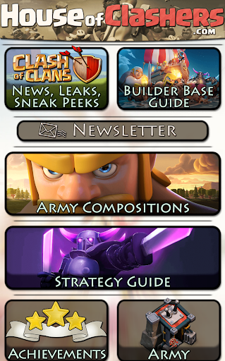 Guide for Clash of Clans CoC 2.0.22 screenshots 1