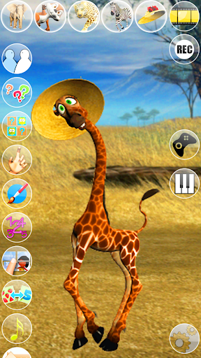 Talking George The Giraffe screenshots 4