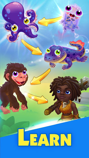 Game of Evolution: Idle Clicker & Merge Life 1.3.4 screenshots 5
