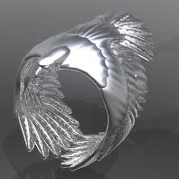 Eagle Ring#25