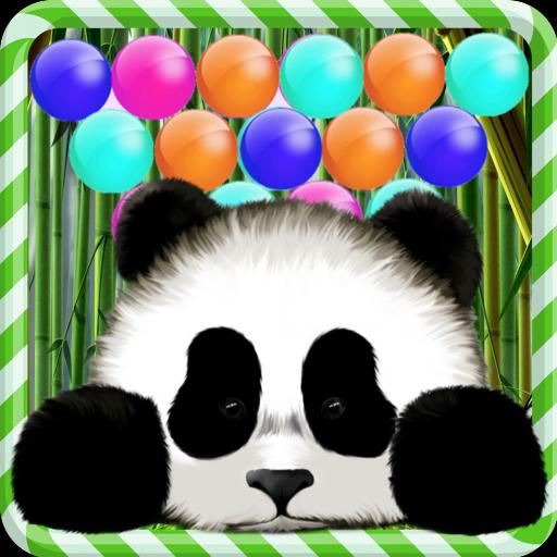 Sweets Panda Bubble
