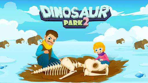 Dinosaur Park 2 - Simulator Games for Kids android2mod screenshots 1
