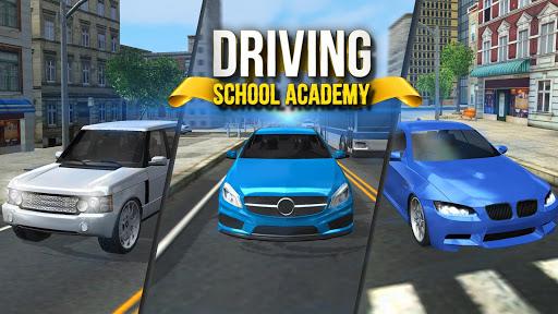 Driving School Academy 2017 1.0.1 screenshots 1