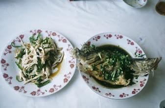 Photo: 11034 上海~鎮江/列車/食堂車/料理