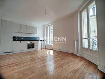 Appartement 2 pièces 38,46 m2