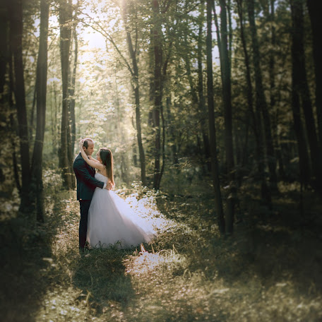 Wedding photographer Małgorzata Kuriata (MalgorzataKuri). Photo of 12.01.2018