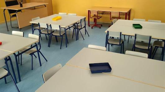 Almería, en cabeza de Andalucía por las aulas cerradas por covid