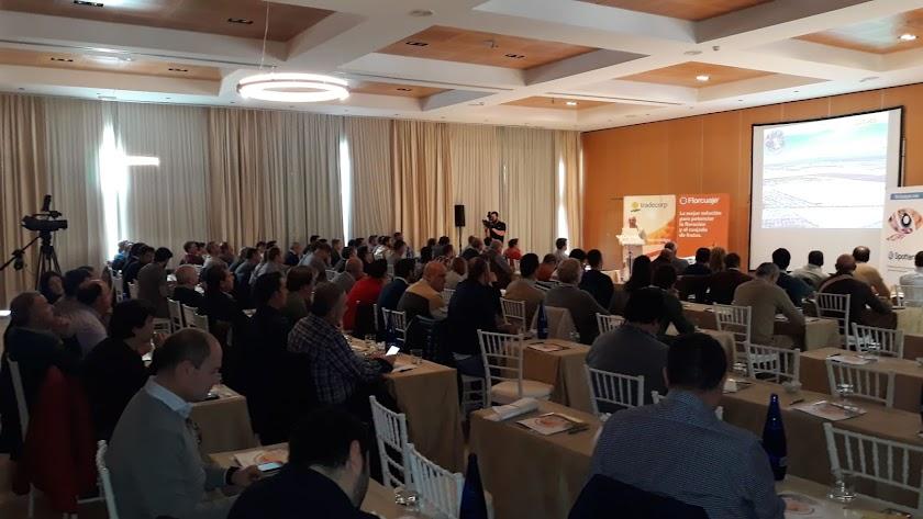 I Seminario de Almendro realizado por Tradecorp en Córdoba.