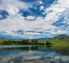 """Photo: """"Castleburn Lake"""" - Drakensberg, South Africa"""