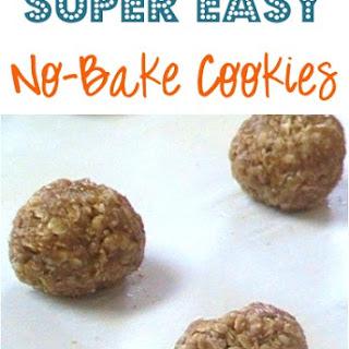 Super Easy No Bake Cookie Recipe!