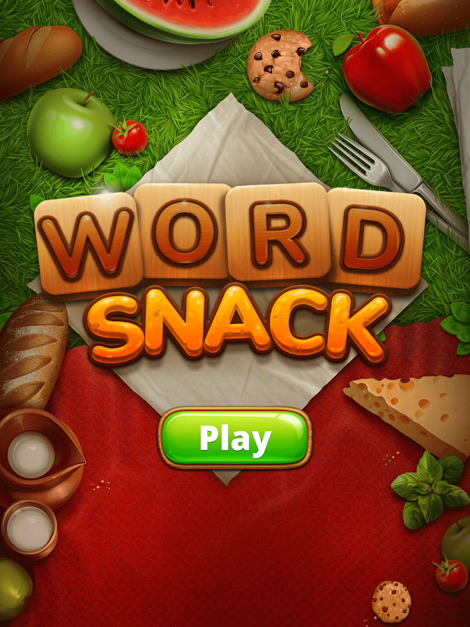 Woord Snack- screenshot