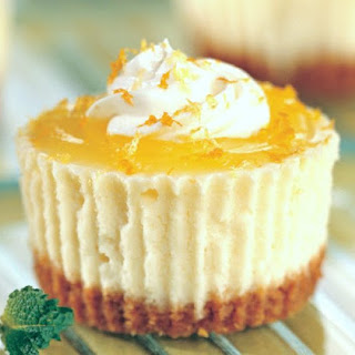 Lemon Cheesecake Cupcakes Recipe