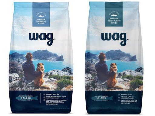 Wag Dry Dog Food 5-Pound Bag Just $6.83 Shipped on Amazon (Regularly $13)