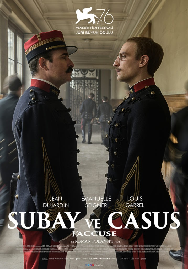 Subay ve Casus - An Officer And A Spy (2020)