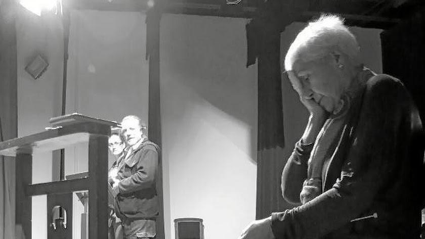 Ensayo con público de 'Pre-papá' este fin de semana en el Teatro Manuel Galiana de Terque. </title><