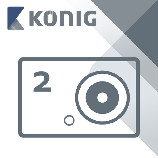 Konig Action Cam 2 媒體與影片 App LOGO-硬是要APP