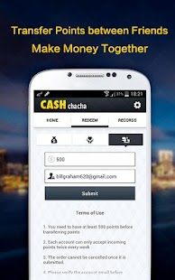 CashChaCha - Earn Cash Rewards- screenshot thumbnail