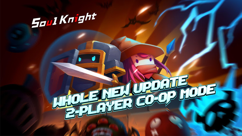 Soul Knight v1.3.5 (Mod Money)