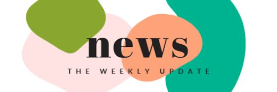 Weekly News Update - Email Header Template