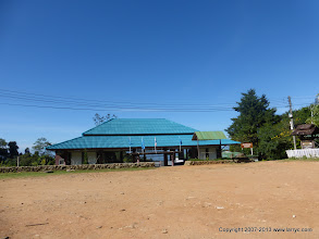 Photo: A village elementary school
