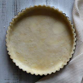 Perfect Pie Crust and Tart Shell, Pate Brisee Recipe