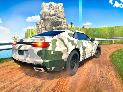 Offroad Jeep Army SUV Mountain Driving Simulator 1.3 screenshots 7