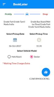 Saravana Track CallTaxi Erode - náhled