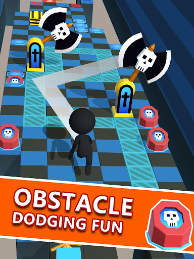 Stickman Dash Runner - screenshot