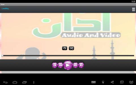 Azaan Audio / Videos – Azan Adhan Islamic Calling for