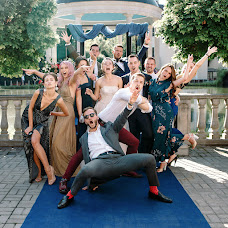 Wedding photographer Valeriy Petrushkov (funkywed). Photo of 08.02.2018
