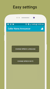 Caller Name Announcer - Free screenshot 5