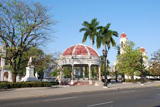Photo: Parque de Jose Marti
