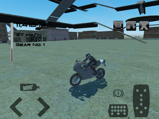 Fast Motorcycle Driver  screenshots 18