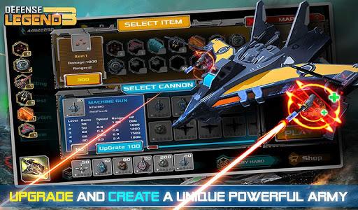 Defense Legend 3: Future War apkmr screenshots 20